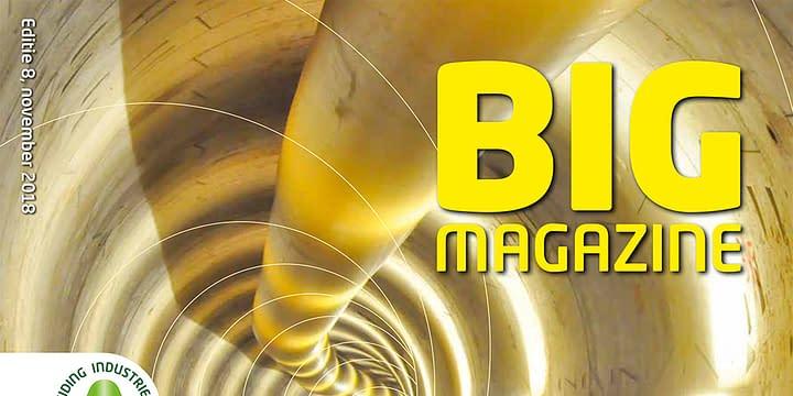 BIG Magazine, editie 8, november 2018
