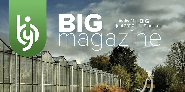 BIG Magazine in een nieuw jasje!