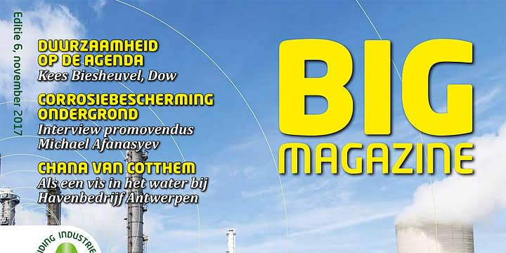 BIG Magazine, editie 6, november 2017